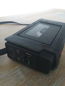 Sony TCS - 300 Vintage Personal Stereo Cassette-Corder. Please Read Description