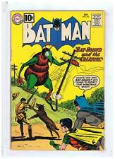 DC Comics Batman #143 VG+ 1961