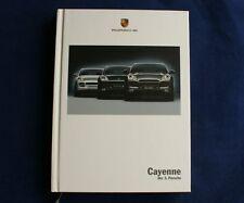 Cayenne Der 3. Porsche S Turbo - Hardcover Buch - Prospekt - Broschüre - Katalog
