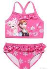 LA REINE DES NEIGES bikini maillot de bain Frozen Elsa Anna Disney filles rose