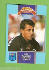 #D177.  1993 FIELDERS RUGBY LEAGUE CARD - GREG ALEXANDER, PENRITH PANTHERS