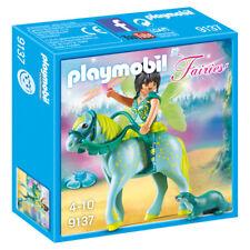Playmobil FAIRIES encantado HADA CON CABALLO 9137 Nuevo