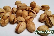 Garlic-Onion Pistachio in Shell- 4 lb bag Extra 5% buy $100+