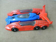 Spiderman vehicle 2010 Marvel Hasbro Action hero car