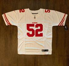 Patrick Willis San Francisco 49ers Mens On Field Jersey Size 54 Free Ship (A6)