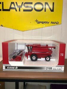 prospectus MOISSONNEUSE CASE-IH AXIAL FLOW 2188 NEUF UH-britains tracteur-someca