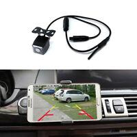 Car HD Rear View Backup Camera 12V WiFi Wireless Digital Signal Kit Waterproof