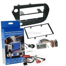 Honda Insight 09-13 2-DIN Radio Set Steering Wheel Remote Control Adapter