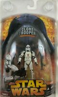"Star Wars Revenge Of The Sith Clone Trooper (Target Exclusive) 3.75"" Figure MIP"