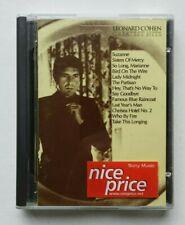 Leonard Cohen - Greatest Hits MiniDisc Album MD Music