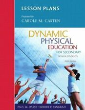 Lesson Plans for Dynamic Physical Education for Secondary School Students (5th