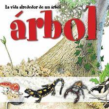 La vida alrededor de un arbol (Spanish Edition)-ExLibrary
