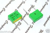 2pcs- WIMA FKP3 0.1uF ( 0,1µF 100nF ) 100V 5% pitch:15mm Polypropylene Capacitor
