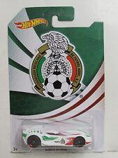 HOT WHEELS 2014 TEAM MEXICO EDITION SCOOPA DI FUEGO