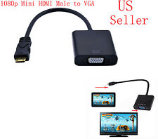New Mini hdmi to VGA projector adapter for ASUS Eeepad TRANSFORMER Cable Adapter