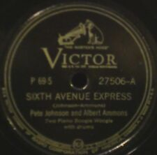 PETE JOHNSON ALBERT AMMONS Sixth Avenue Express VICTOR 78-27506 Pine Creek