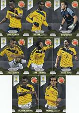 Panini Prizm FIFA World Cup 2014 Base Cards Team COLOMBIA   to choose  aussuchen