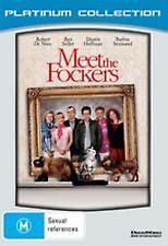 MEET THE FOCKERS - BRAND NEW & SEALED R4 DVD (BEN STILLER, ROBERT DE NIRO)