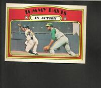 4103* 1972 Topps # 42 Tommy Davis IA NM-MT