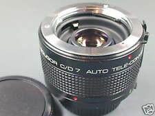 Soligor C/D 7 Auto Teleconverter 2x F. Minolta M/MD Top