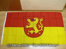Fahnen Flagge Hannover Langenhagen - 90 x 150 cm