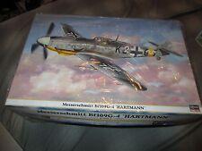 Messerschmitt Bf109G-4 Hartmann 1:32 Hasegawa Model Kit 08135