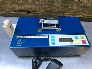 Genesis CM735A Blood Collection Mixer Base Lab Rocker Shaker w/ NEW Tray