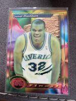 1993 Finest Refractor Jamal Mashburn ROOKIE RC #22 PSA Ready 💎