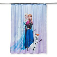 Disney® Frozen Purple Shower Curtain