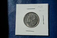 A-196 1969 Canada 25 Cents quarter Queen Elizabeth II Uncirculated
