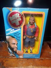 "Vintage 1983 Mr. ""T"" Action Figure A-Team Galoob 12"" Doll B.A. Baracus"