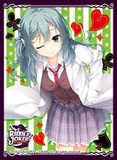 Riddle Joker Mayu Shikibu Card Game Character Mat Sleeves Collection MT449 Anime