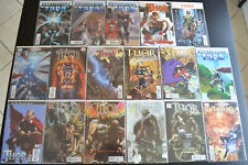 (17) Book THOR LOT ANNUAL #1, FOR ASGARD #3-6, ASTONISHING #1-3, FINALE #1 (NM+)