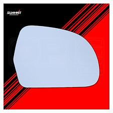 Heated Back Plate Tinted Mirror Glass - Summit ADRG-835BH - Fits Audi RHS