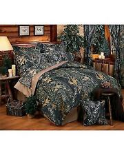Mossy Oak Break up Camo King Comforter Set