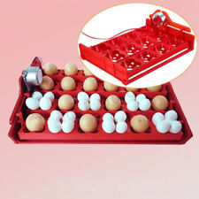 12 Eggs Quail Automatic Turner Tray Incubator With 110V Motor Bacteria Free US
