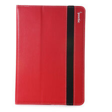 Poetic SlimBook【Stand Leather】Case For Amazon Kindle Fire HDX 8.9 2013 RED