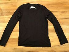 Vintage Maison Martin Margiela Men's Light Sweater Made In Italy (Size M-L)