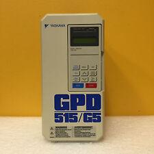 Yaskawa GPD515/G-5 (GPD515C-B008), 460 V, 8.5 A, Variable Frequency Drive, New!