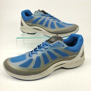 ECCO Biom Natural Motion Athletic Running Shoes Mens EU 42 / US 9 Blue Racer
