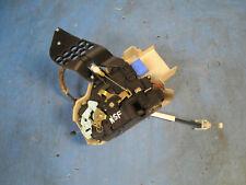 VOLKSWAGEN TOUAREG 7L 3.0 V6 TDI 2002 -2007 NSF FRONT LEFT DOOR LOCK ACTUATOR