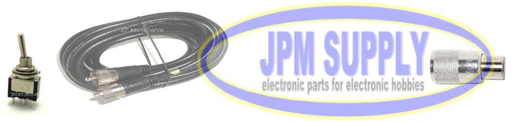 JPM Supply and Surplus