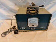 Vintage Cencocentral Scientific Thermocouple Vacuum Gauge 94178 Powers On