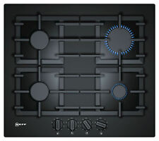 Neff T26CS49S0 N70 60cm Gas Hob-Black