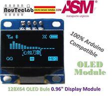OLED 128X64 Display OLED LCD LED Display Module For Arduino I2C IIC SPI Serial