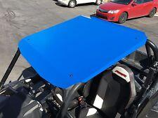 RZR 900 1000 Roof Top Aluminum Spoiler Low Profile XP XPT TURBO BLUE