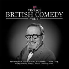 Various Artists-Vintage British Comedy Vol. 6 CD