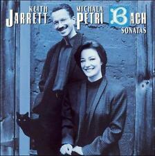 Bach: Sonatas Keith Jarrett Michala Petri