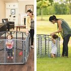 Baby Gates - Safety Fence - Pack and Play - Safety Guard For Your Baby - Playpen
