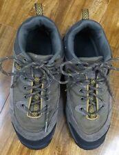 Columbia Omni Grip Men's Brown Trail Hiking Shoes Sz 7.5